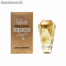 Paco Rabanne - lady million eau my gold! edt vapo 80 ml