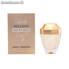 Paco Rabanne lady million eau my gold! edt vaporizador 50 ml