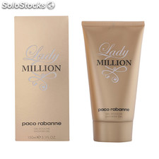 Paco Rabanne - lady million gel de ducha 150 ml