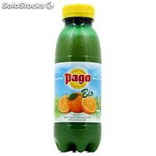 Pago jus orange bio pet 33CL