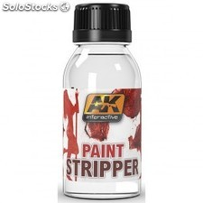 Paint Stripper AK 100 ml ( quitapintura )