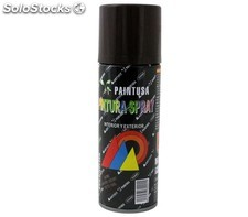 Paintusa - Bote de pintura en spray marrón oscuro A30 200 ml