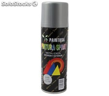 Paintusa - Bote de pintura metalizada en spray plomo M308 200 ml