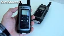 Paire de talkies walkies Motorola T80