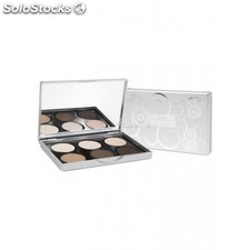 Paleta sombras nude sphere palette 6 colores stage line