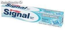 Palette Signal dentifrice family daily white