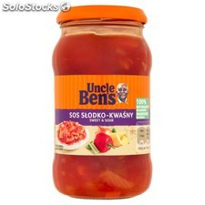 Palette Uncle Ben's Sweet and Sour Sauce