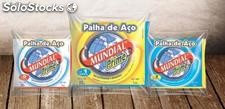 Palha Aço Mundial Prime - nº 1