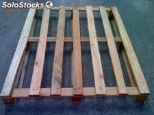 Pallets Descartables 1.00 x 1.20Mts