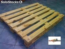 Pallets descartables