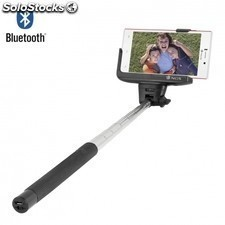 Palo selfie NGS shooter - bluetooth - extensible 33-100cm - aluminio -