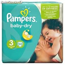 Pampers baby dry pq T3 X30