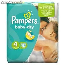 Pampers baby dry pq T4 X25