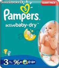 Pampers Giant nr 3