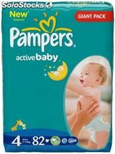 Pampers Giant nr 4