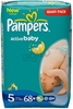 Pampers Giant nr 5