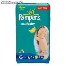 Pampers Giant nr 6