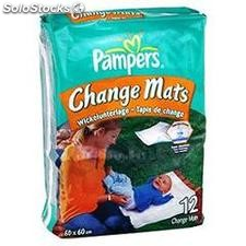 Pampers tapis de change BBX12