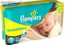Pañal pampers swaddlers