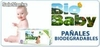 Pañales Desechables Biodegradables Bio Baby