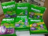 Pañales huggies , pampers , bebysec