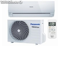 Panasonic kit-RE24-rke conjunto split inverter 5.850 fg/h.