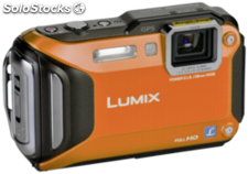 Panasonic Lumix DMC-FT5 naranja
