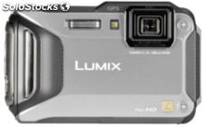 Panasonic Lumix DMC-FT5 plata