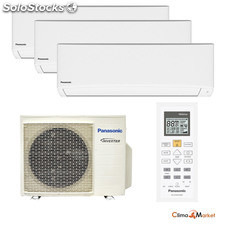 Panasonic Multi Split kit-3TE202035-sbe