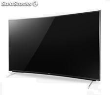 "Panasonic tx-55CR730E 55"" 4K Ultra hd Smart tv Wifi Negro, Metálico led tv"
