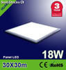 Panel 300*300 led fabricado en españa 18w 1200lm