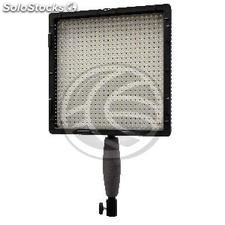 Panel 576 34.5W LED and color temperature of 3200K and 5600K adjustable bicolor