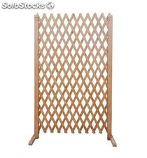 Panel Celosia Extensible Madera 120x12x150cm