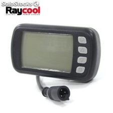Panel LCD Raycool Brushless