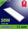 Panel Led Empotrable 300x600 30w