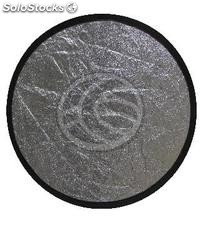 Panel Reflector 150x100cm silver and black (EO24)