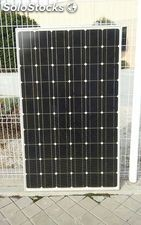 Panel solar 220w 24V usados Outlet!