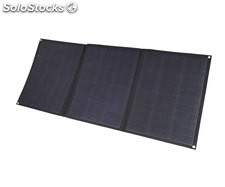 Panel Solar Plegable 100w 12v Lensum + Regulador + Cable Solar MC4