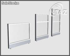 Panel Vidrio Simple