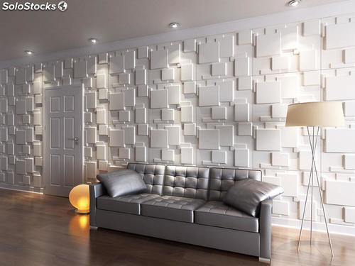 Paneles decorativos 3d de pared - Paneles decorativos para paredes ...