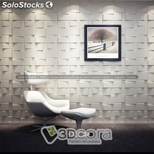 Paneles decorativos 3d de pared