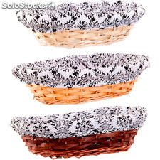 Panera oval - colores surtidos - b and b - 8430026462223 - 56471
