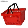 Panier 30 Litres Rouge RAL3020