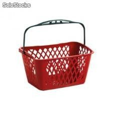 Panier TYKO 33 litres Rouge RAL3020