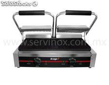 Panini grill doble gh 813
