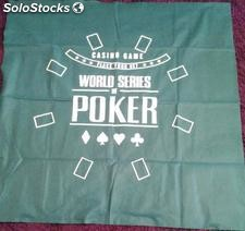 Paño de Poker Word Series