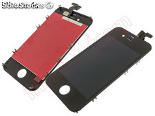 Pantalla Apple iPhone 4S A1387 negra