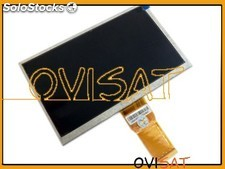 Pantalla (Display) para Tablet Storex Ezee Tab 703t, Vortex Color Unusual