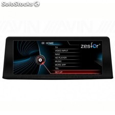 Pantalla Gps Multimedia Android Para Bmw Serie 5 F10 Y F11 (2013-2016) - Zesfor
