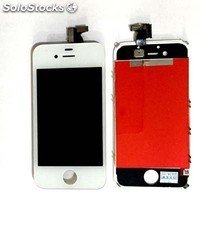 Pantalla Iphone 4S Blanca